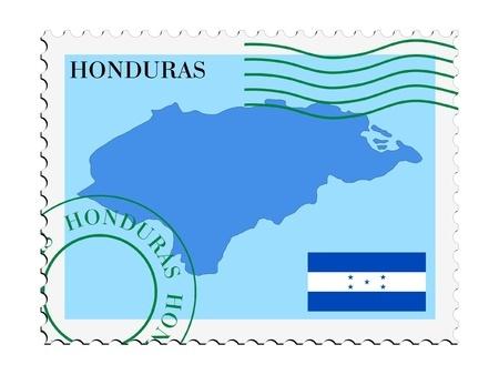 Mail to Honduras