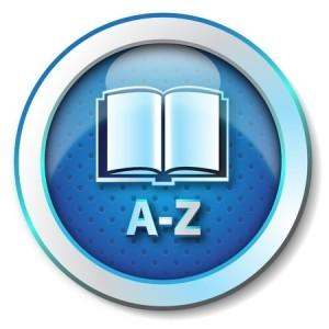 A-Z Button