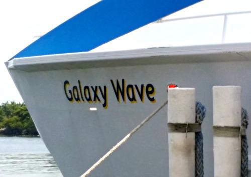 Galaxy Wave